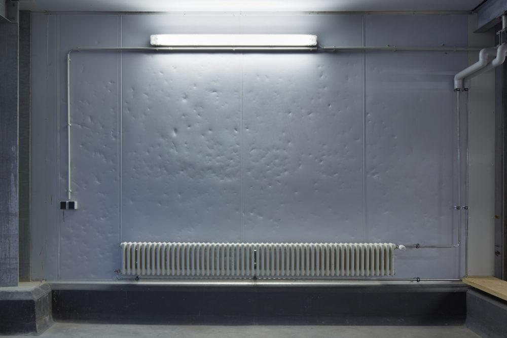 umnutzung kühlhaus zum ateliergebäude alter schlachthof karlsruhe, gebäude 13  planung: schelling architekten steinstraße 23 76133 karlsruhe www.schelling-architekten.de