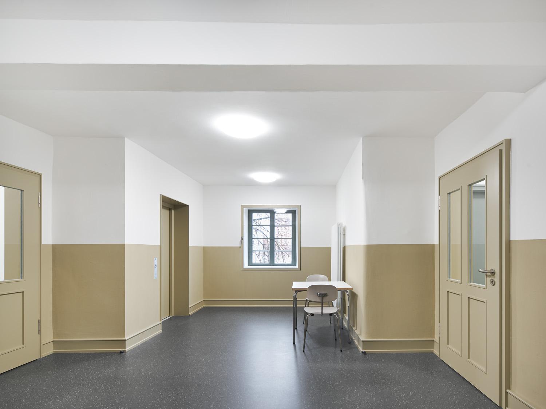 Umbau und Sanierung Kavaliershaus 11 am Gottesauer Schloss  Architektur: Schelling Architekten Steinstraße 23 76133 Karlsruhe www.schelling-architekten.de